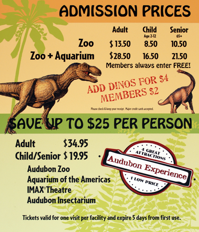 Audubon Aquarium Coupons 2017 2018 Best Cars Reviews