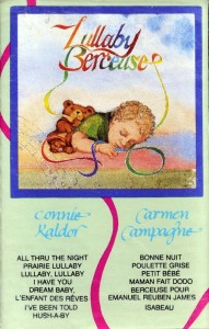 Connie Kaldor Lullaby Berceuse
