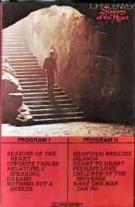 John Denver Season of the Heart