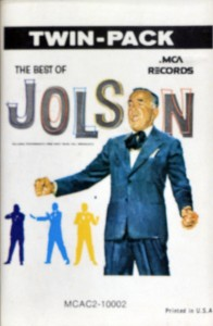 Al Jolson The Best of Jolson