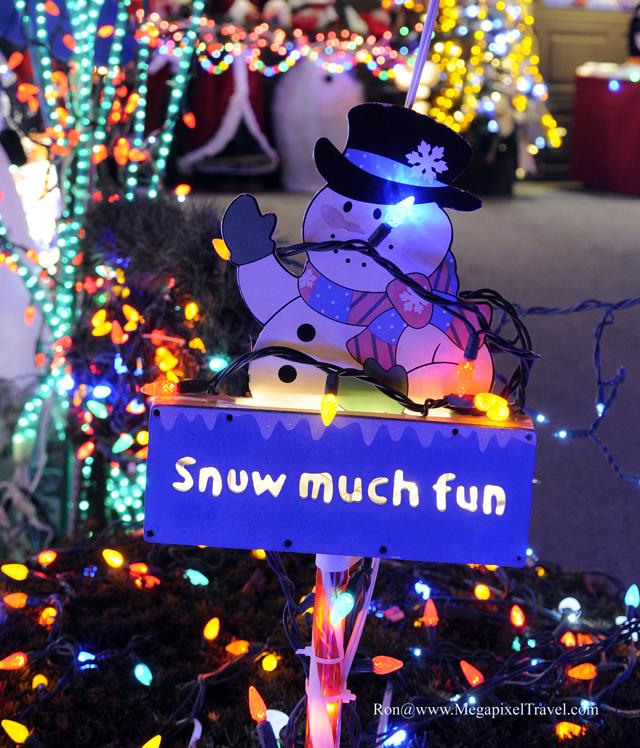 Toronto Christmas Lights 2011
