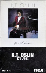 KT Olsin 80's Ladies