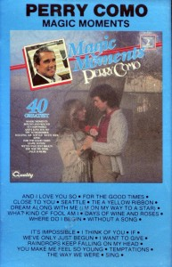 Perry Como Magic Moments