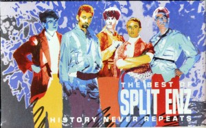 Split Enz History Never Repeats
