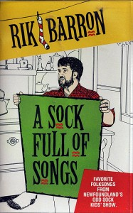 Rik Barron A Sock Full of Songs